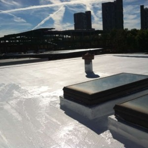 Boston Flat Rubber Roof Repair