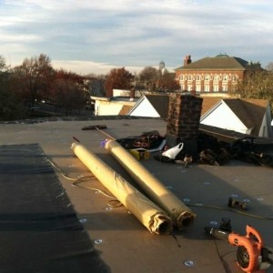 Boston Rubber Roof Repair