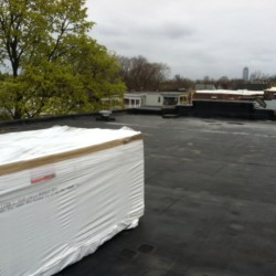 Rubber Roof Replacement in Dorchester, MA