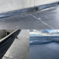 Flat Roof Replacement in Revere, Massachusettes